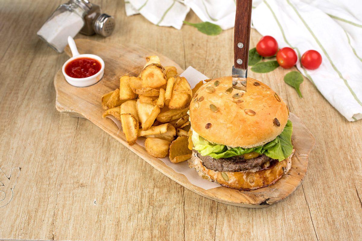 Burger Legend Beef Zone Cafe Timisoara