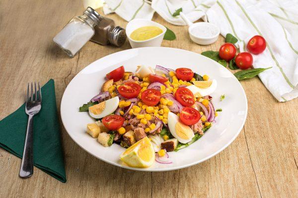 Salata cu ton Zone Cafe