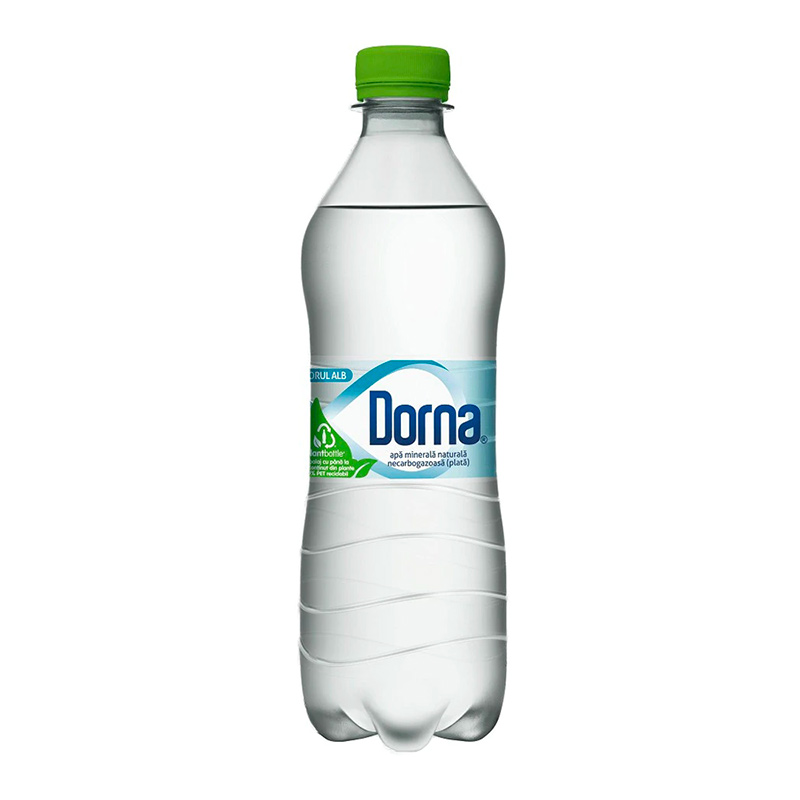 apa plata Dorna 500ml zone cafe