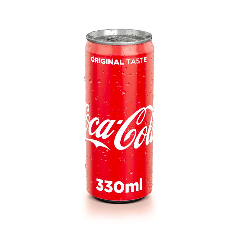 coca cola doza 330ml zone cafe