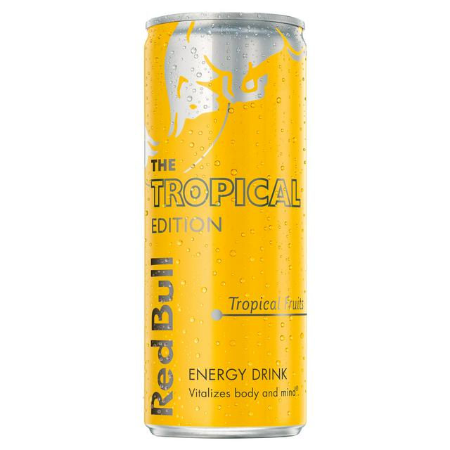 redbull tropical summer